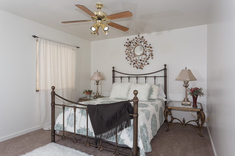 Ridgedale Townhomes Bedroom